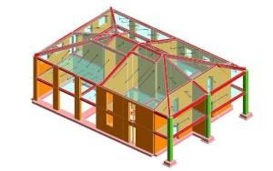 Progetto Argenta struttura
