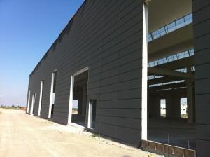 Realizzazio e uffici CETRA Archistruttura
