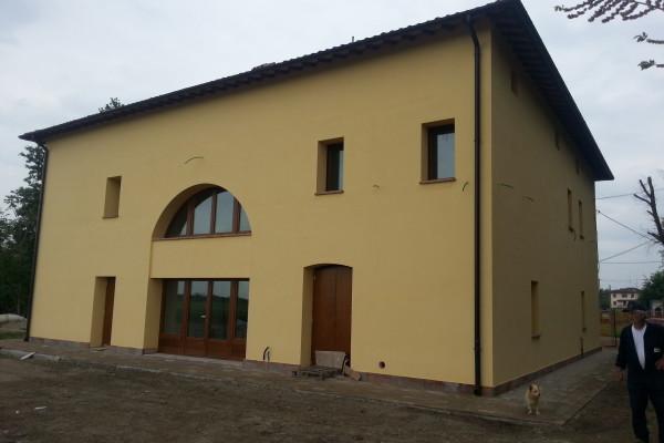 Casolare Righi, Ravarino - Archistruttura