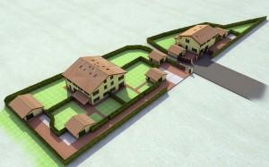Granarolo complesso - Archistruttura