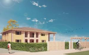ristrutturazione castel maggiore