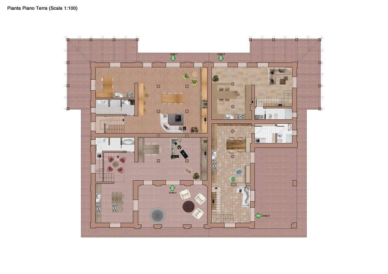 ristrutturazione-castel-maggiore-planimetria