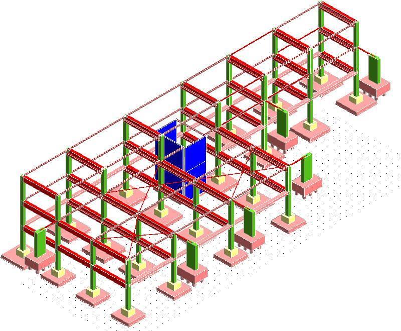 Assonometria-del-modello-di-uno-degli-edifici