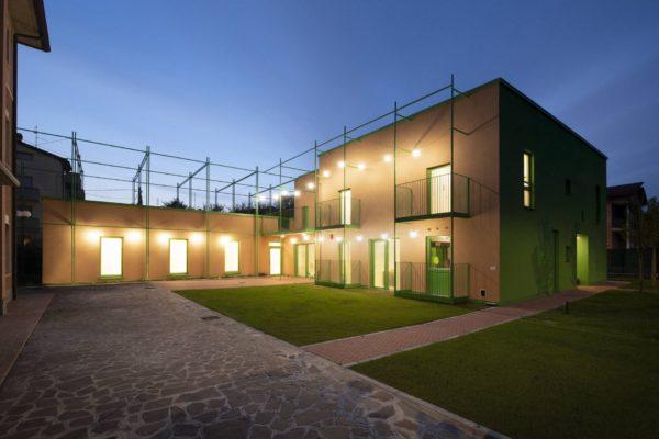 residenza CEIS Parma esterno